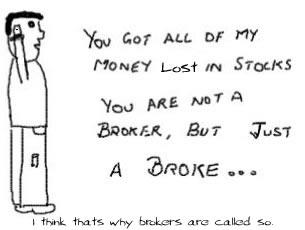 Broker,Stock,broke,nifty,sensex,dow jones,nasdaq