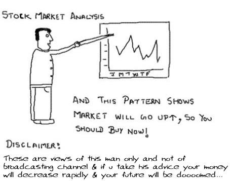 Stock MarketTechnical Analysis, Nifty, Sensex, Dow Jones, disclosure, market watch