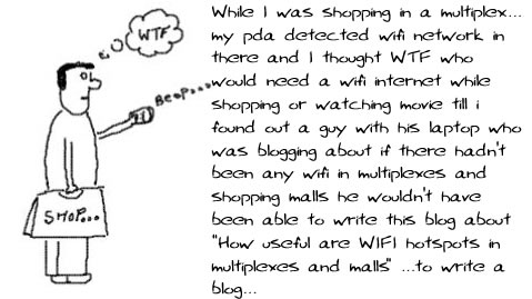 Wifi Hotspots anywhere,blog,humor, funny