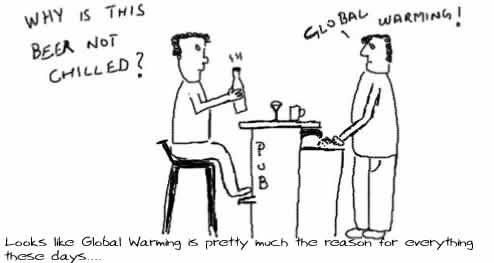 Globally WarmedBeer,global warming,eco-friendly,green earth