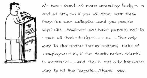 BridgeCollapse,minnesota,unhealthy bridges,death rate,unemployment