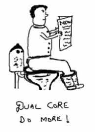 intel Dual Core Domore,multi processing,smp,processors,insane,multitasking