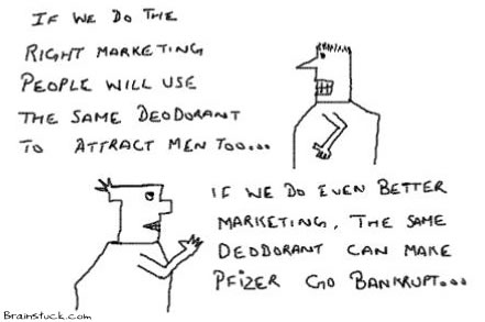 Market it Right,Marketing,management,product placement cartoon,target market