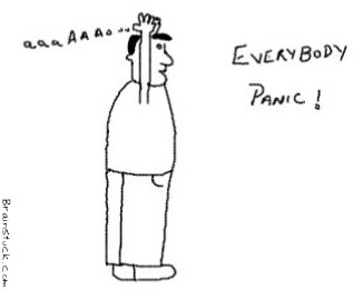 Everybody Panic,Insane,Stupid,Cartoons,toon