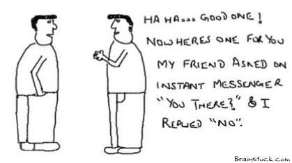 You uthere,UT,Instant Messenger, Chat, Internet slangs