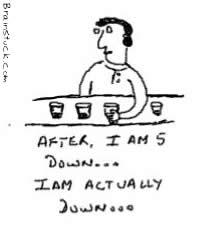 5 Drinks Down,Alcohol,Liquor,Drinker,Whisky,Scotch