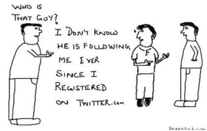 Twitter Follower,Following,Social Networking,Pownce,Jaxtr,Internet