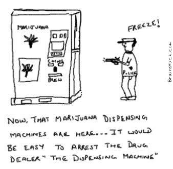 Drug Dispensers,Marijuana,Pot,Ganja,Smack,Grass,Drug Dealers,Police,Arrest,Drug Abuse