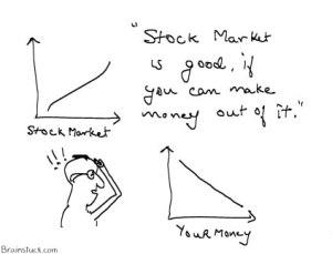 stock-market-einstein, Making money in stock market