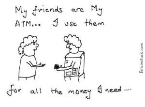 ATM Friends