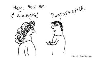 How I am I looking, Cartoons, Insane, Geeks