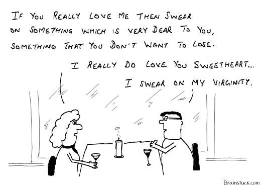 Desperate Love, Virgin Geek, NotyTony - Tony Sebastian